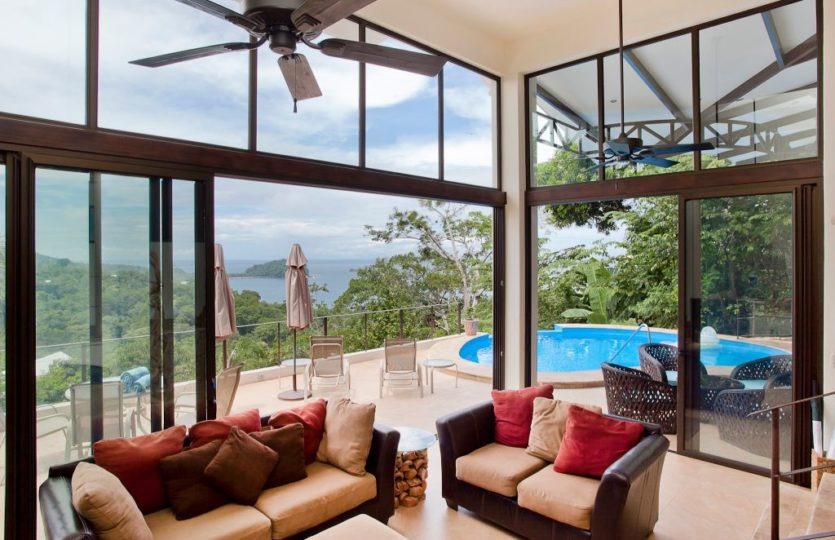 Casa Mirador for sale in Manuel Antonio