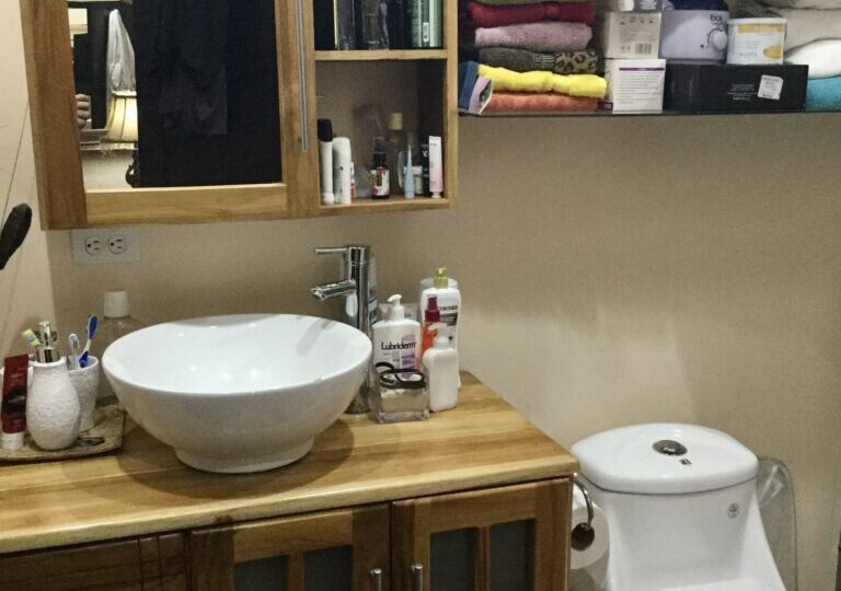Malaga Apartment Bathroom