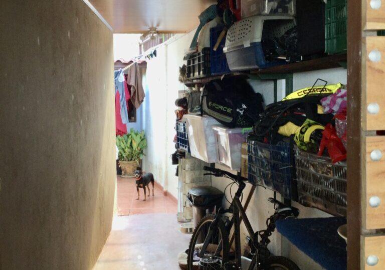Malaga House Storage