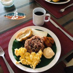 sharton desayuno
